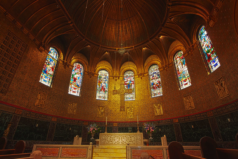 Trinity altar