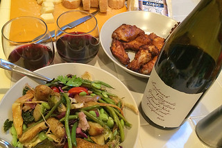 Landmark Vineyard - Grand Detour 2013 Pinot Noir Sonoma Coast friday pairing