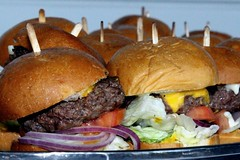 Party Tray Slider
