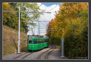 Tram Basel, 19.10.2015