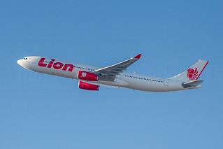 Lion Air A330-343
