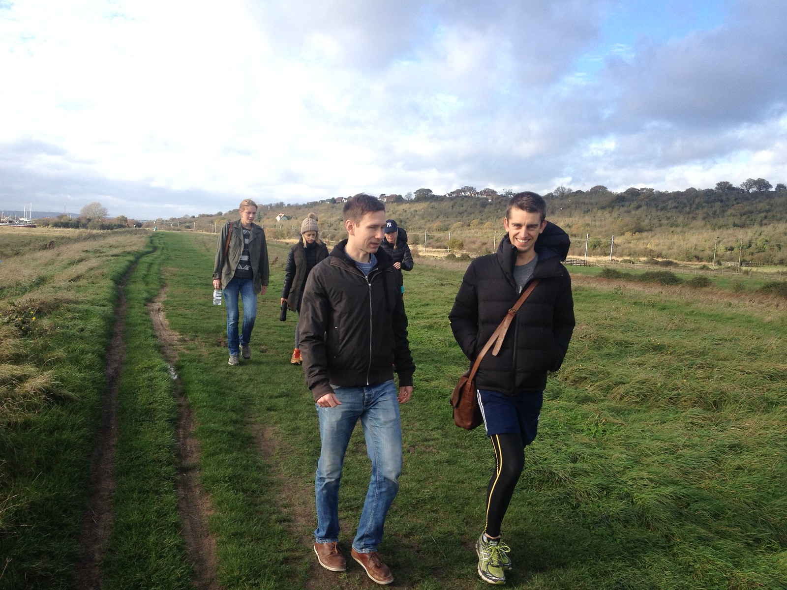 2015-11-15 12.27.20 Benfleet to Leigh-on-sea, Short Walk 14, Saturday Walkers Club