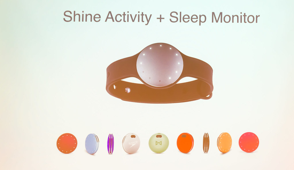 SHINE Activity + Sleep Monitor