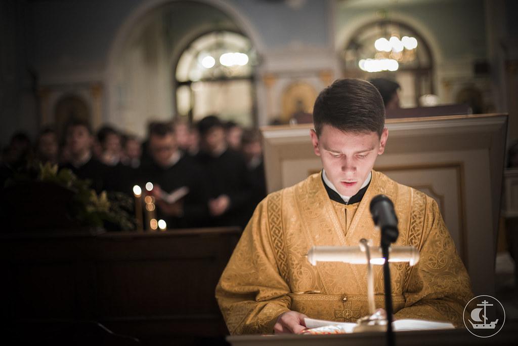14-15 ноября 2015, Неделя 24-я по Пятидесятнице / 14-15 November 2015, 24th Sunday after Pentecost