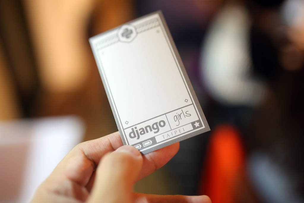Django Girls Taipei, Taiwan 2015/12/12 今天來 Django Girls 幫忙拍攝,一些現場的畫面。  Canon 6D Sigma 35mm F1.4 DG HSM Art IMG_1140 Photo by Toomore