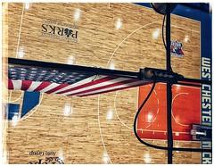 Nose bleeds.  #RespectTheShooter  #WestchesterKnicks #MobilePhotography