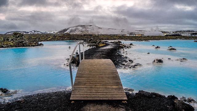 The blue lagoon - Iceland - Travel photography