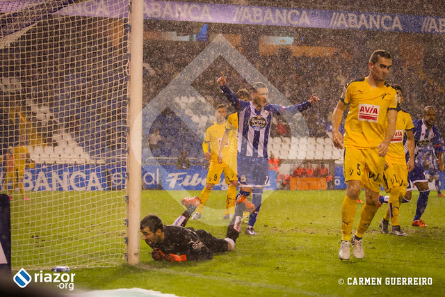 Liga BBVA. Dépor 2 - Eibar 0