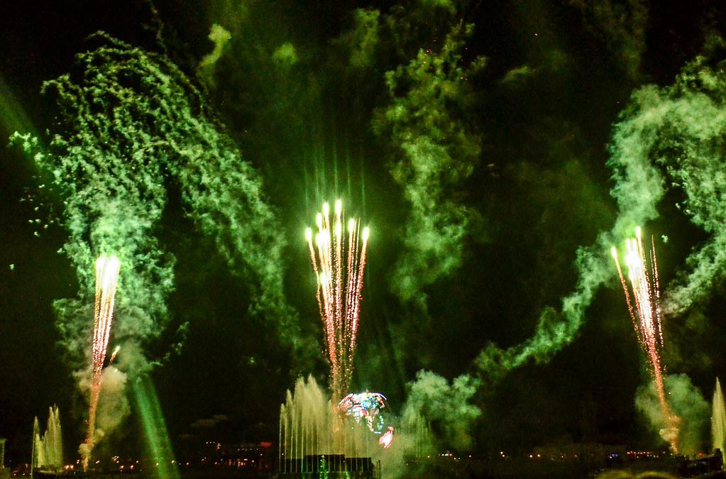 Illuminations Green