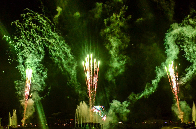 Illuminations Green