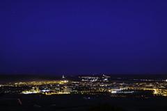 Palencia de noche