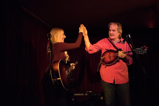 Hannah Rose Platt & Sid Griffin