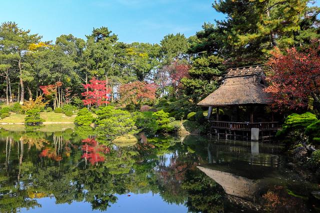 廣島 縮景園