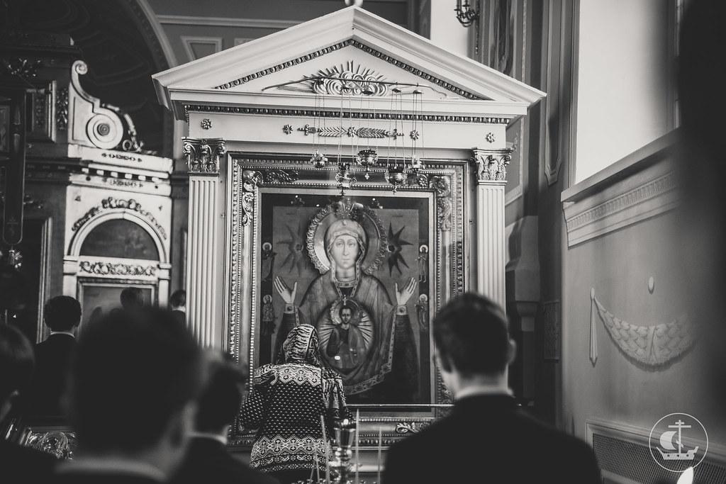 1 марта 2017, Среда Первой седмицы Великого поста. Утро / 1 March 2017, Wednesday of the 1st Week of Great Lent. Morning