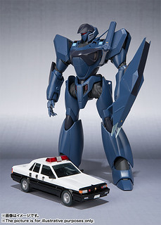 ROBOT魂 <SIDE LABOR> 《機動警察》沙登 サターン