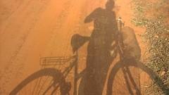 #desafioprimeira 11 - Sombra   #foca_na_photo  #fotografeumaideia  #biker #bike #shadow