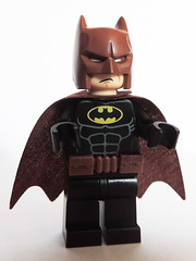 Steampunk Batman Minifig
