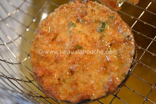 Aubergines Frites-Berejenas Fritas © Ana Luthi Tous droits réservés  014