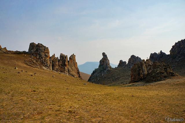 Сувинская саксония. Баргузинская долина. Бурятия. Bukhe Shulun. Buryatia