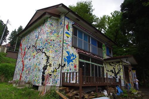 想像する家