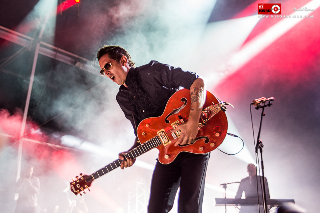 The Legendary Tigerman em Vodafone Paredes de Coura 2015