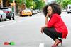 AFROCHIC MODEL LIV IN NY  by AFROCHIC ebony photography