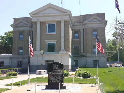 nebraska courthouse us30 courthouses lincolnhighway centralcity countycourthouse nationalregister nationalregisterofhistoricplaces merrickcounty usccnemerrick