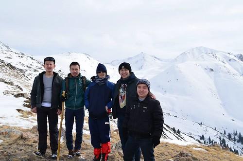 Экскурсия на пик 3 брата (2860м) (3)