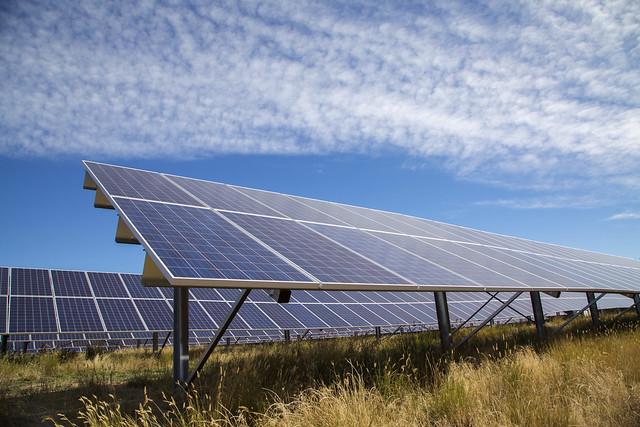 One Planet, Solar Garden Tour