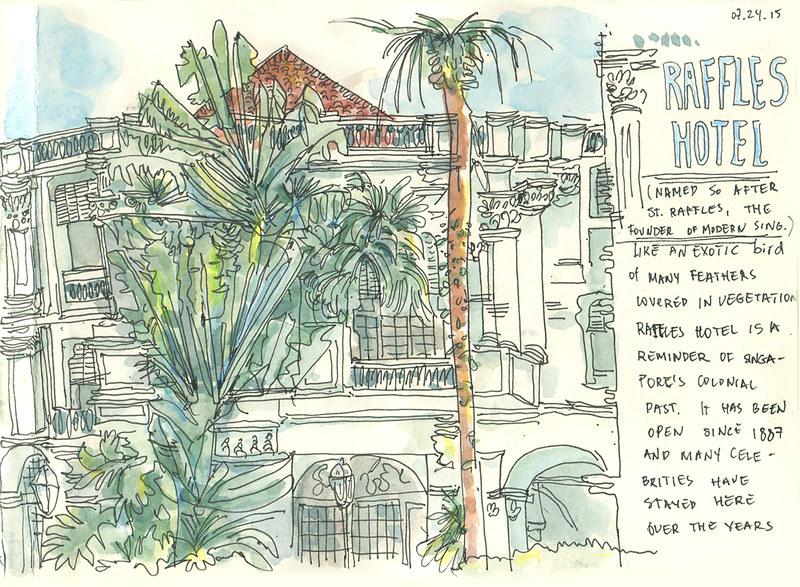 Historic Raffles Hotel