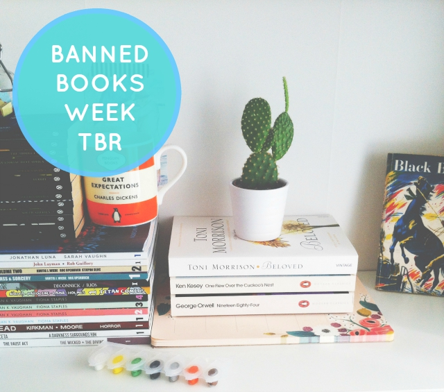 vivatramp banned books week lifestyle book blog