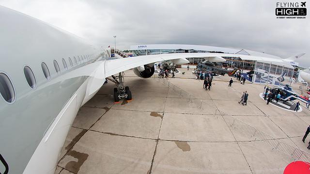 Paris Air Show Day 3