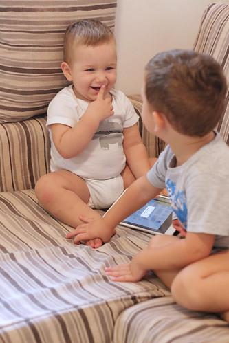 Cosa insegno ai miei figli