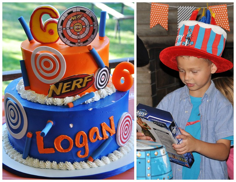 Logan's 6th Birthday Party