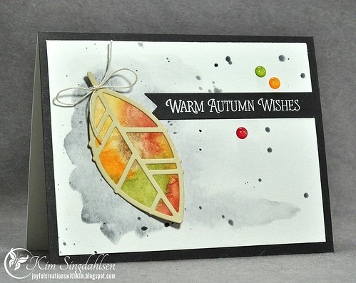 Warm Autumn Wishes