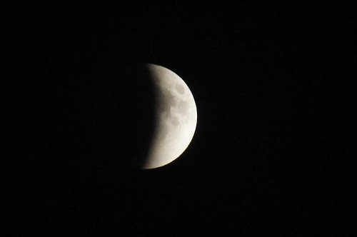 Lunar eclipse, 27 Sep 2015
