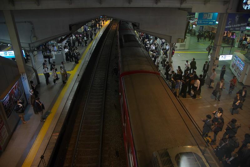 Tokyo Train Story 京浜急行 2015年10月9日