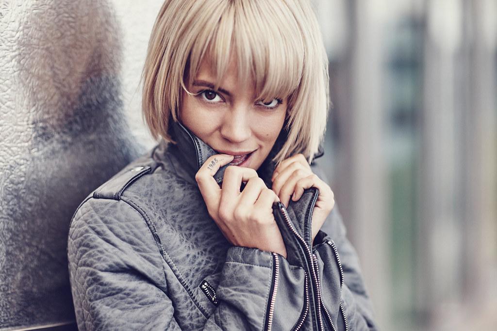 Лили Аллен — Фотосессия для «Vero Moda» Осень 2015 – 1