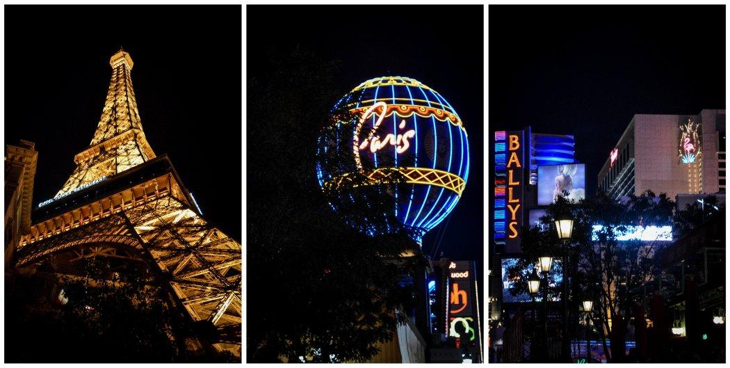 lights on the strip