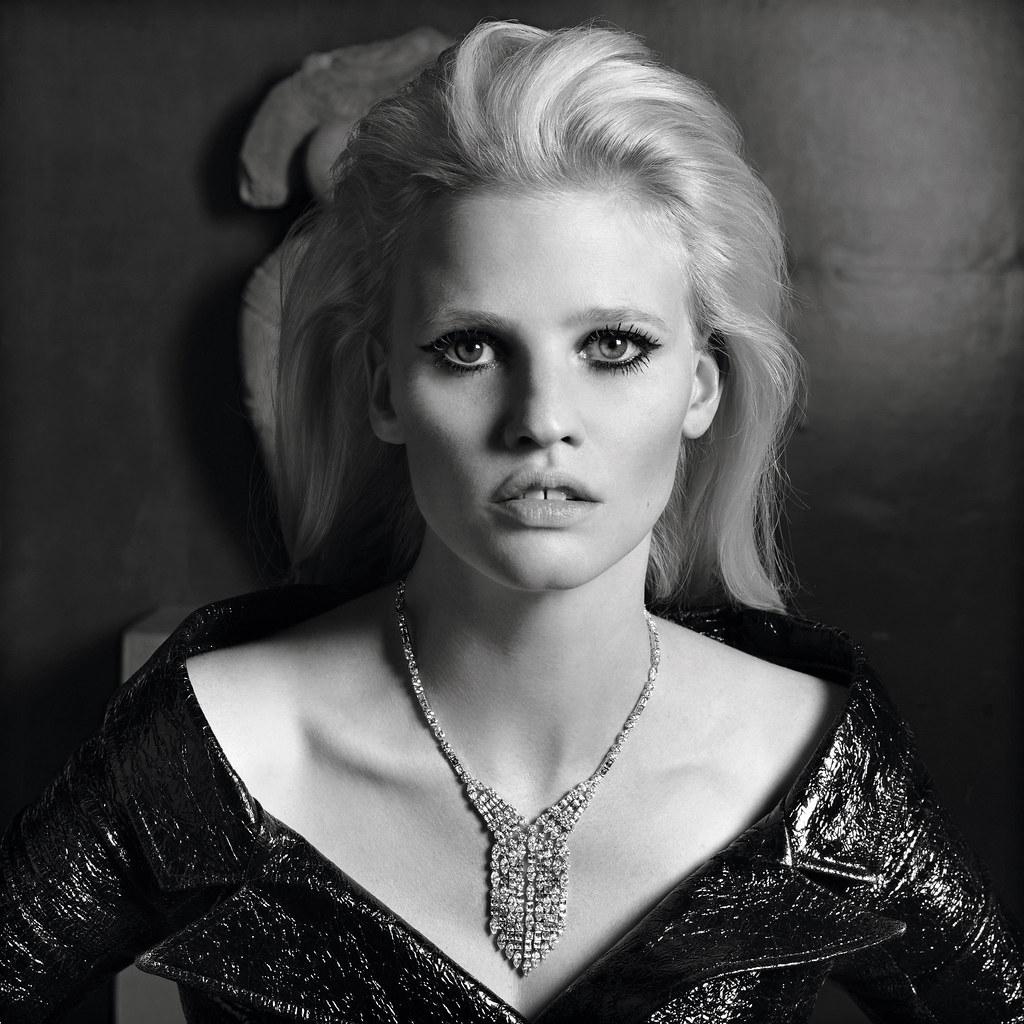 Лара Стоун — Фотосессия для «Vogue» FR 2015 – 7