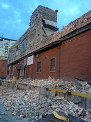 west loop destruction, chicago