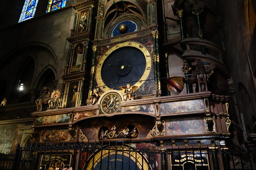Astronomical Clock, Strasbourg