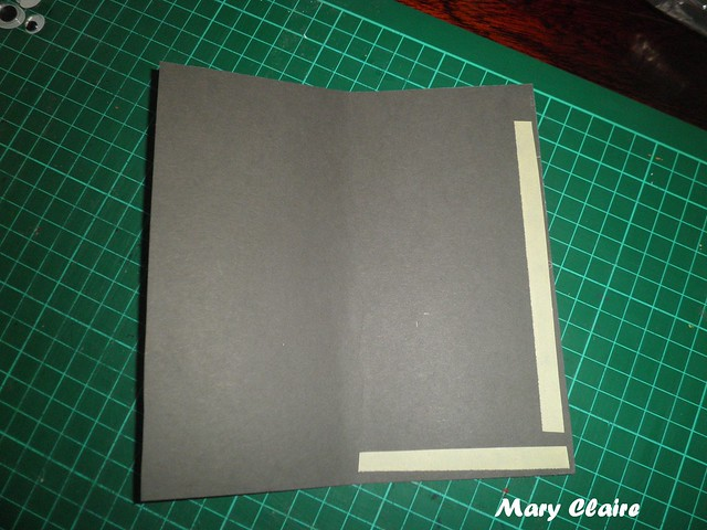 cartoncino nero
