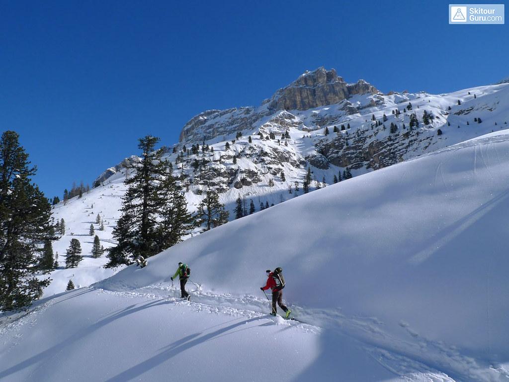 Piz Lavarela (Day 3 H.R. Dolomiti Südtirol) Dolomiti Itálie foto 22