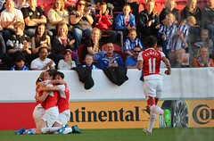 Arsenal Ladies Vs Notts County