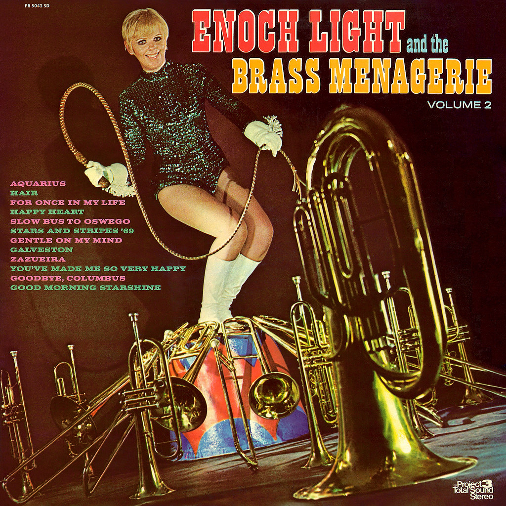 Enoch Light and the Brass Menagerie 2