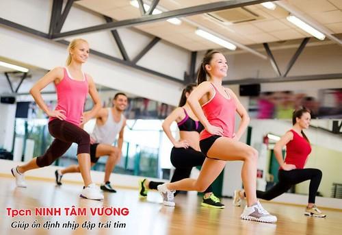Tập thể dục giúp giảm rung tâm nhĩ
