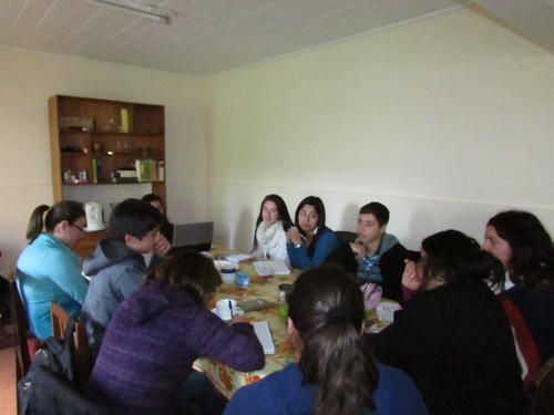 2013 Reuniones de Coordinadores