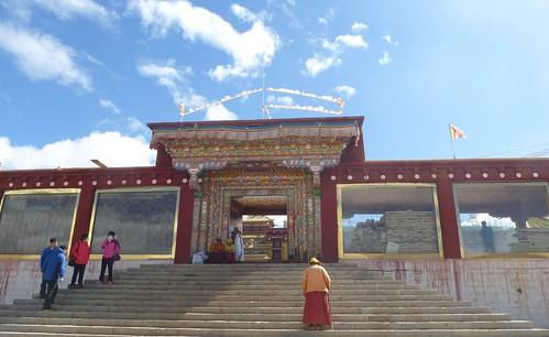 CH-Litang-Chode Gompa-Monastère (1)
