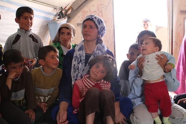 難民大家庭